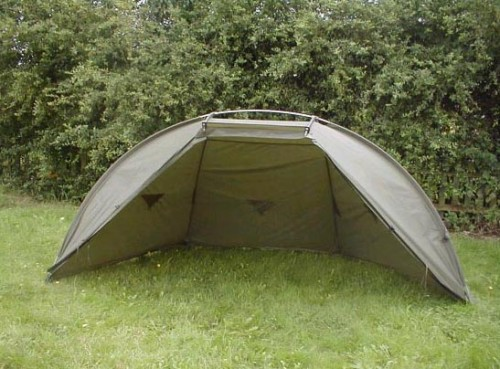 fox evolution bivvy