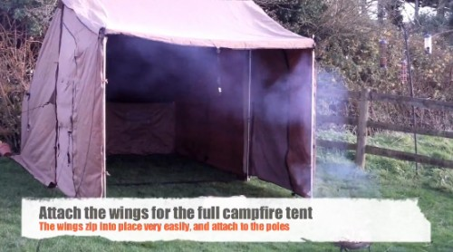 campfiretent wings