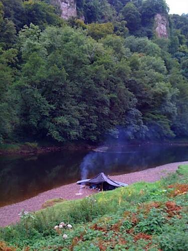 canoe tarp wye