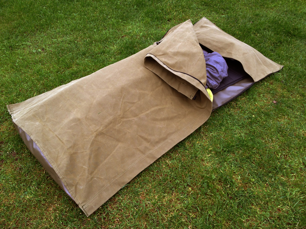 Thermarest Mattress Cover Update: there are new photos of the latest model in a darker green ...