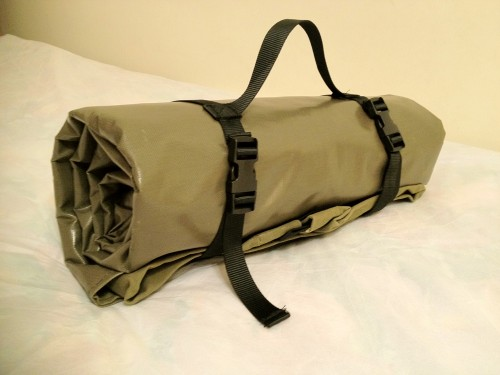 Canvas Bedroll Path Of The Paddle Co Uk